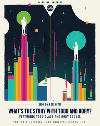 What's The Story With Todd & Rory?