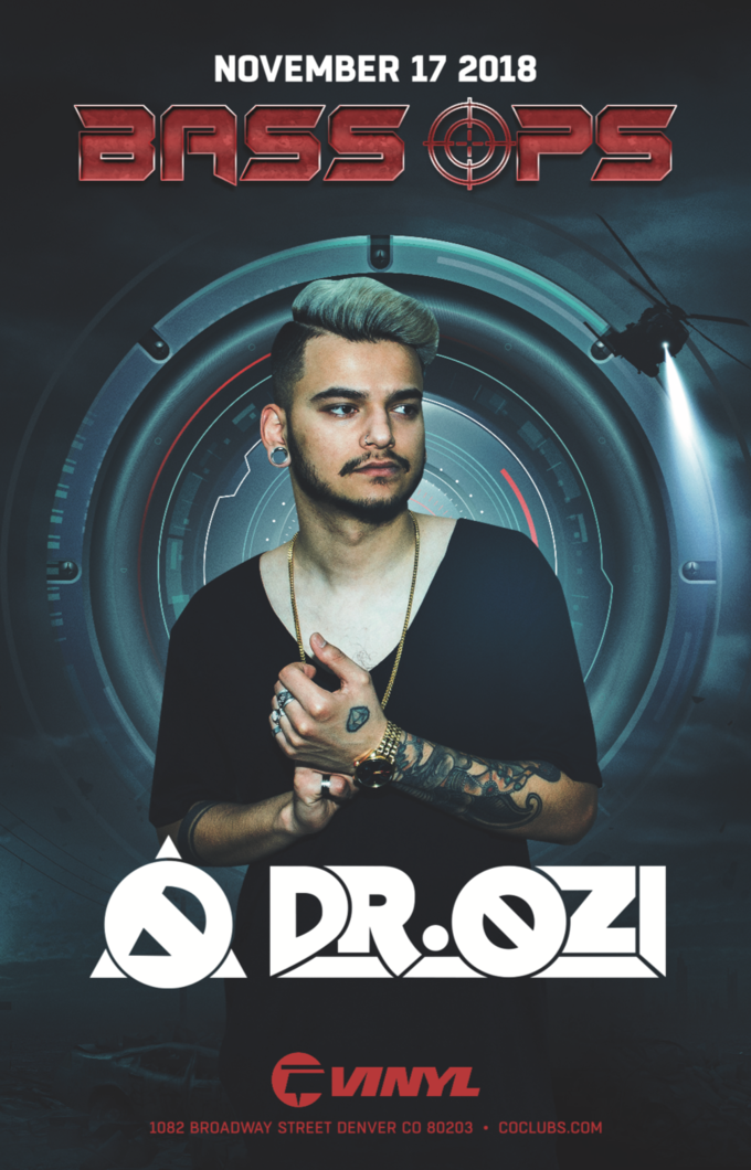 BASS OPS: Dr. Ozi