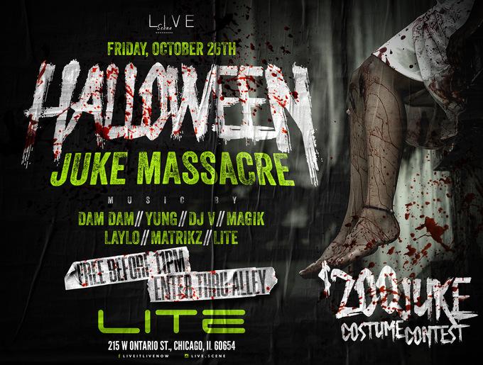 Halloween Juke Party
