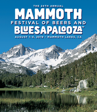 24th Annual Mammoth Festival of Beers & Bluesapalooza