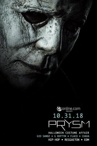 Halloween Night at Prysm