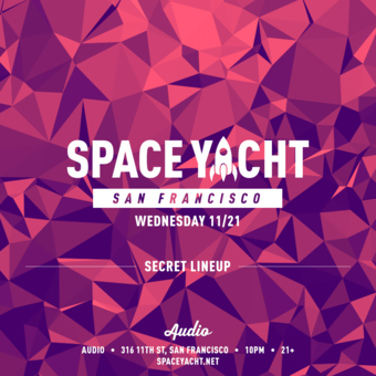 SPACE YACHT SF