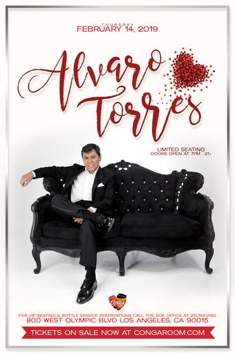 Enamórate otra ves Con Alvaro Torres