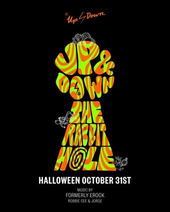Up & Down Halloween Night 10/31/18