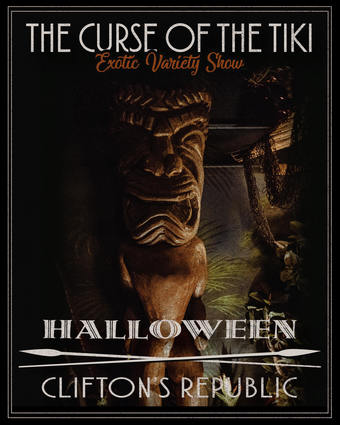 Curse of the Tiki