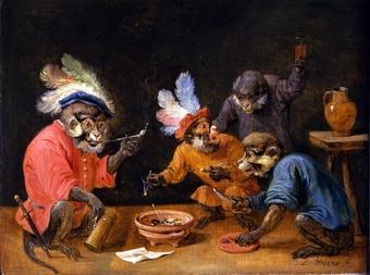 Designated Drunkard: November '18
