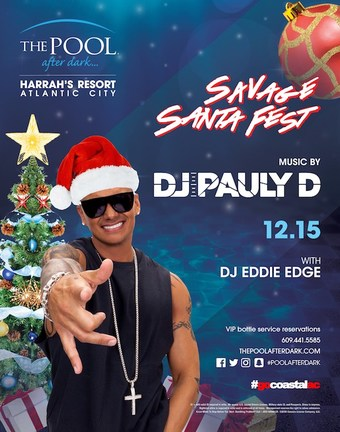 Santa Fest with DJ Pauly D