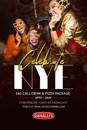 New Year's Eve 2019 at Ranalli's