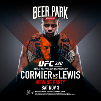 UFC 230 Viewing Party