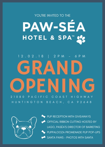 The Pawséa Grand Opening