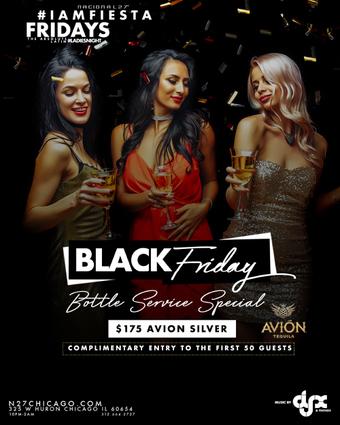 Vida27: Black Friday Fiesta