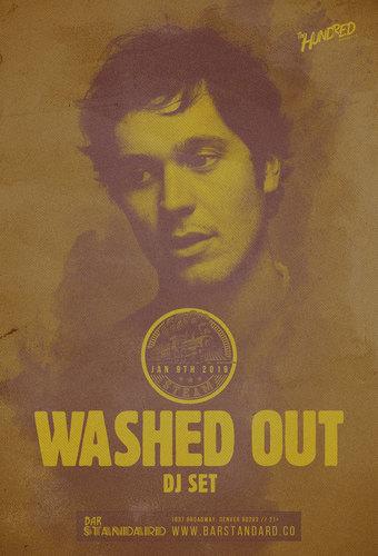 Washed Out DJ Set