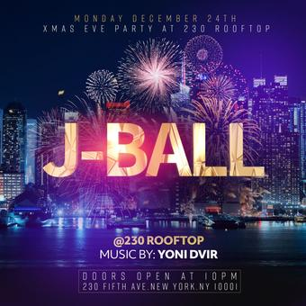 J- Ball Celebration 2018 at 230 5th Rooftop
