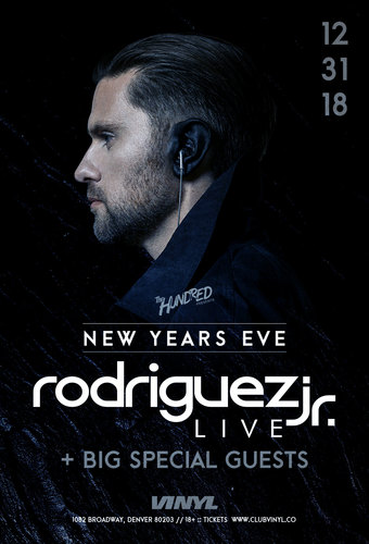 NYE: Rodriguez Jr. + Walker & Royce
