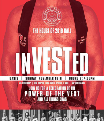 Invested - the House of 2019 Ball