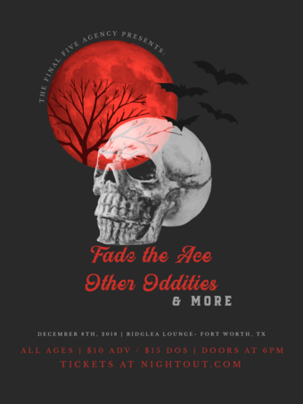 Fade the Ace*Other Oddities + more