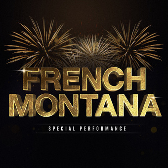 Marquee NYE 2019: French Montana
