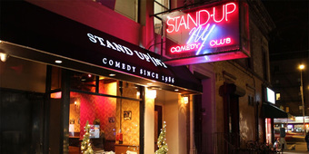 Stand Up NY Comedy Show (Sunday - Wednesday)