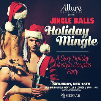 Allure Escapades Jingle Balls Holiday Mingle