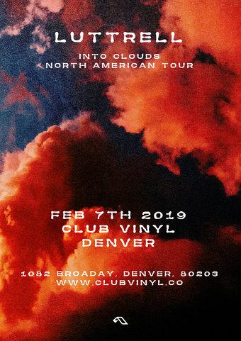 Luttrell 'Into Clouds' Tour - Denver