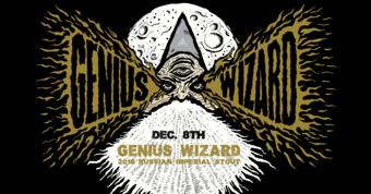 2018 Genius Wizard Variant Release Party