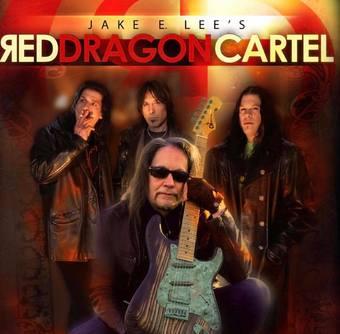 Jake E Lee's-Red Dragon Cartel