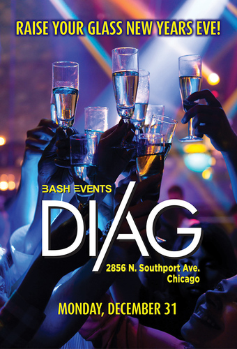 New Year's Eve 2019: The Diag Bar & Grill