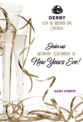 New Year's Eve 2019: The Derby Bar & Grill