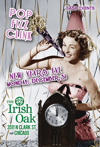 New Year's Eve 2019: The Irish Oak