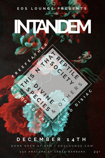 INTANDEM at EOS Lounge 12.14.18