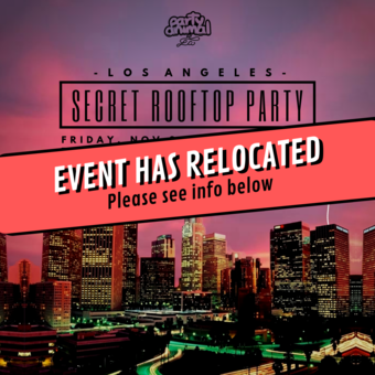 PartyAnimalLA: Secret Rooftop Party