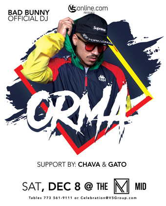 DJ Orma at The Mid