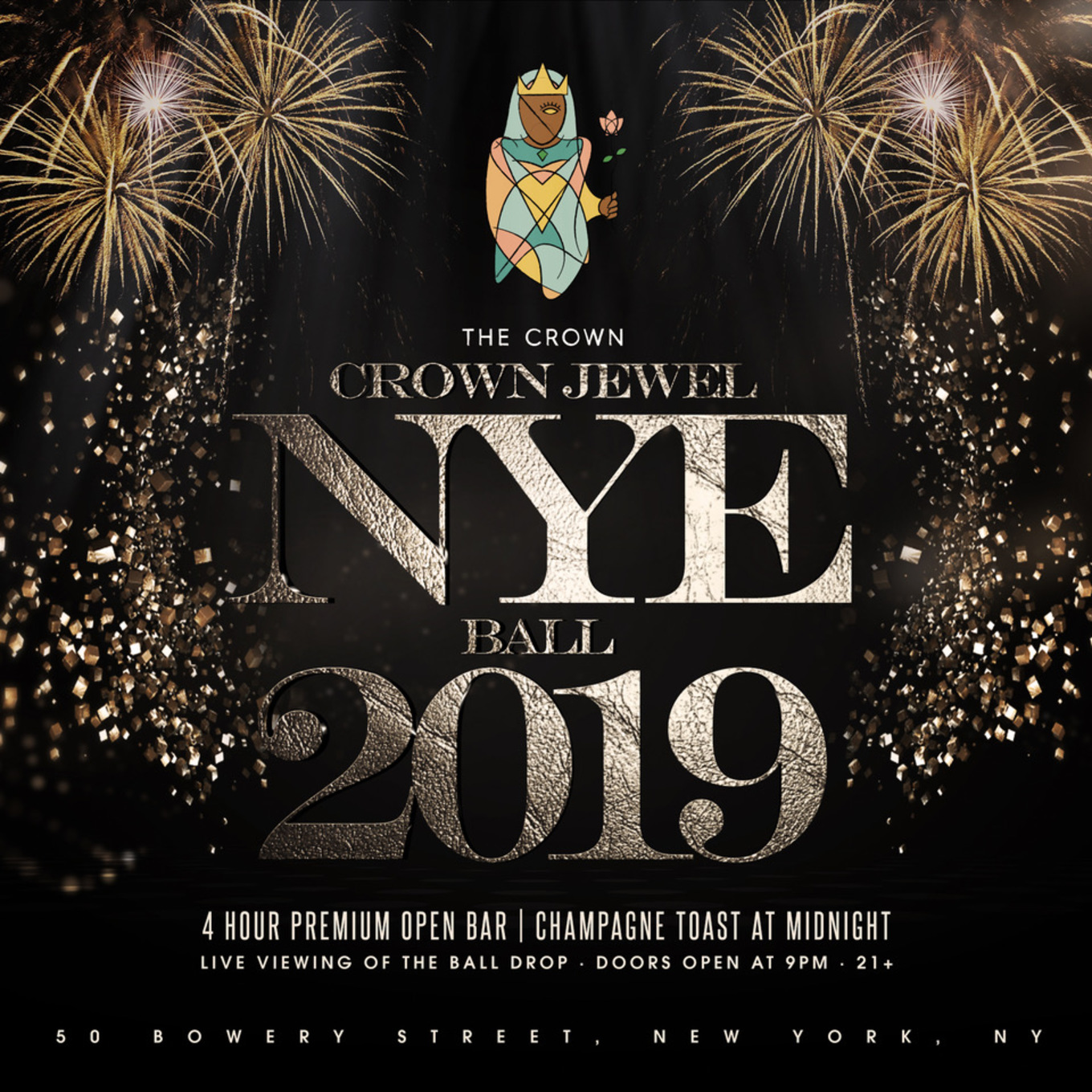 Roaring 20's New Year's Eve 2019 at Ball & Chain - World ...