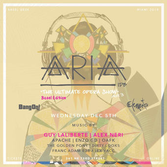 "Elements Presents: ARIA ""The Ultimate Opera Show"""
