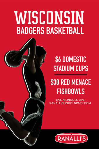Wisconsin Badgers Basketball Specials