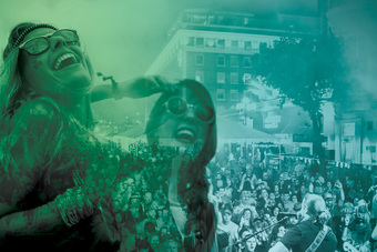St. Patrick's Day San Diego Block Party: shamROCK 2019