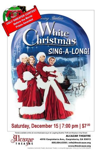 White Christmas Sing-A-Long