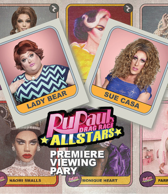 RuPaul's Drag Race All Stars (Season 4) Premiere Party!