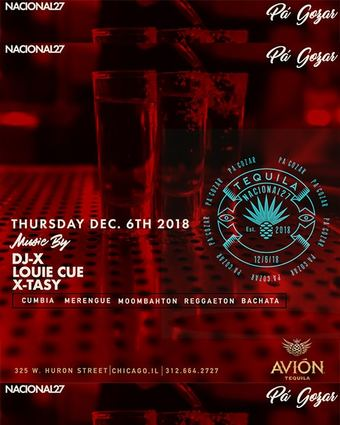 Pa' Gozar -Tequila (Sponsored by Tequila Avion)