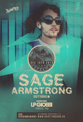 Sage Armstrong + LP Giobbi