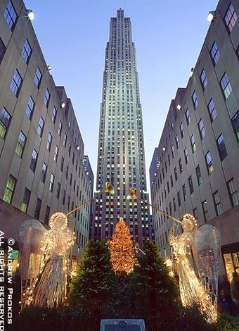 Rockefeller Center - Private Group Tour & See the Christmas Tree - Tickets - Rockefeller Center ...
