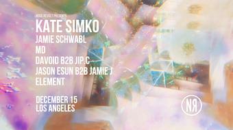 Noise Revolt Presents: Kate Simko