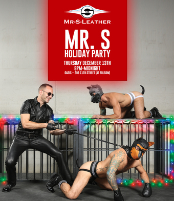 Mr. S Leather Holiday Party