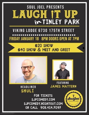 Chicago Area: Shuli in Tinley Park