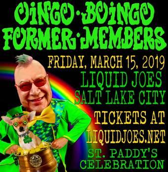 Oingo Boingo Former Members