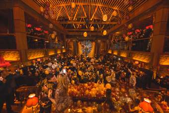 New Year's Eve 2019 at TAO Restaurant Lounge