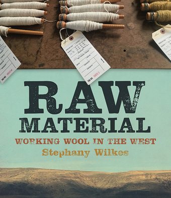 Raw Material Book Launch!