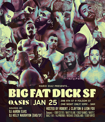 Big Fat Dick SF