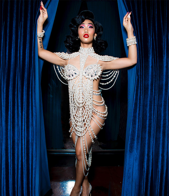 Mother: Asian Invasion With Gia Gunn!