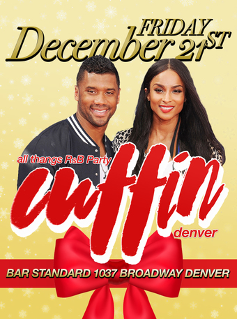 Cuffin' All Thangs R&B Party at Bar Standard